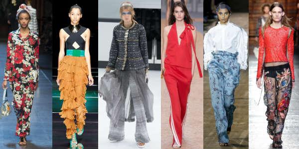 Donna 2016 pantaloni