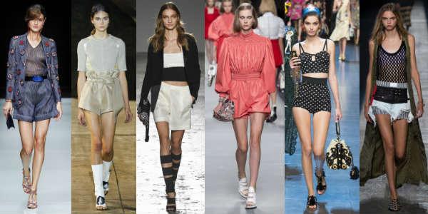Pantalones cortos 2016