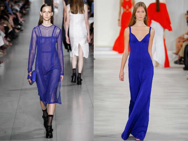 Qual é a cor do vestido é em grande estilo em 2016