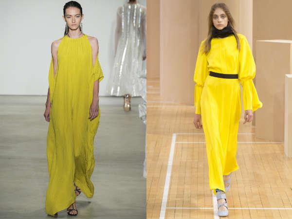 giallo moda