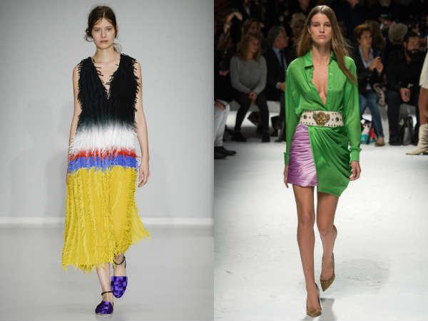 Che colore d'abito e alla moda