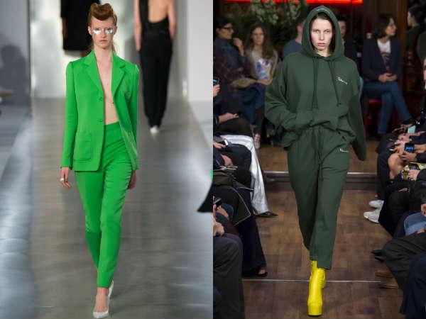 Qual a cor da calça é em estilo em verao 2016