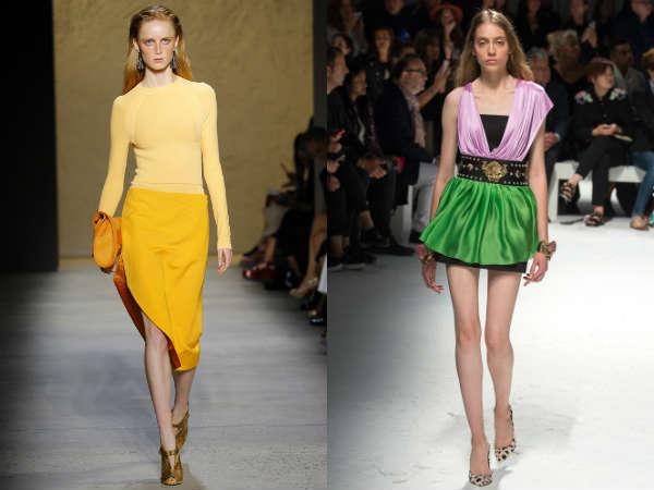 Verao 2016 tendências em saias