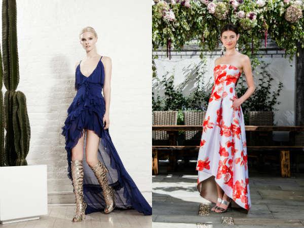 Vestidos elegantes 2016