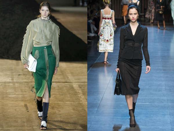 21 Skirt SS 2016