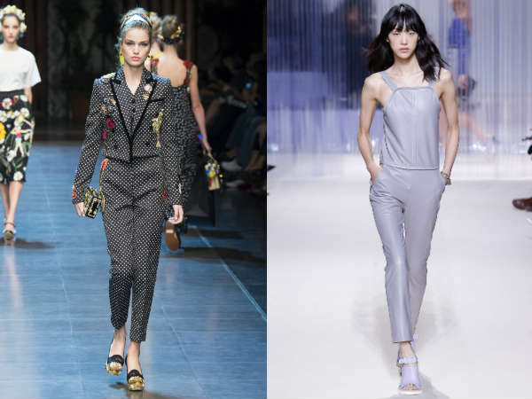 Elegantes 2016 calças skinny