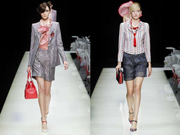 Pantalones cortos para a oficina para mujeres 2016