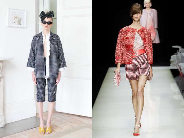 Shorts elegantes tendências Primavera-Verão 2016