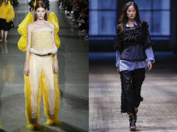 Calças na moda 2016 primavera verão: elementos decorativos
