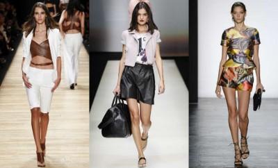 Pantaloncini di moda 2016