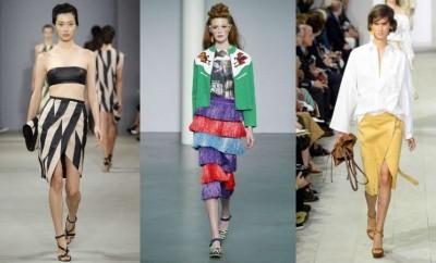 Gonne di moda 2016