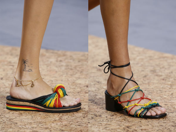 Verano 2016 sandalias de mujeres