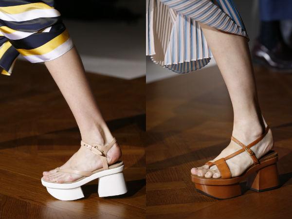 Que sandalias son de estilo en 2016