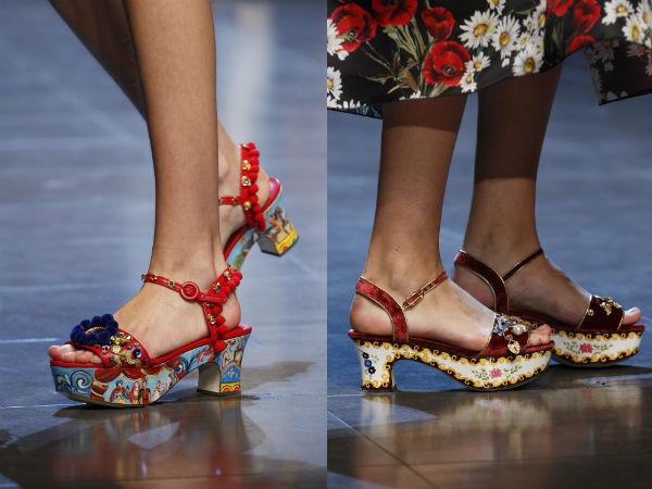 Sandalias Dolce Gabbana