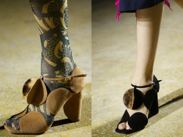 sandalias elegantes de mujer de ante