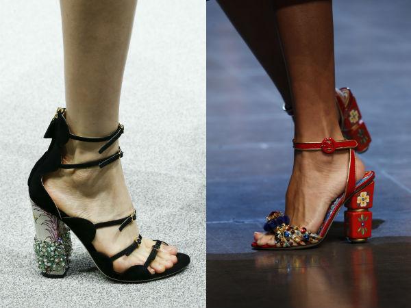 Quali sandali andranno di moda nell'estate 2016