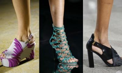 Sandali di moda 2016