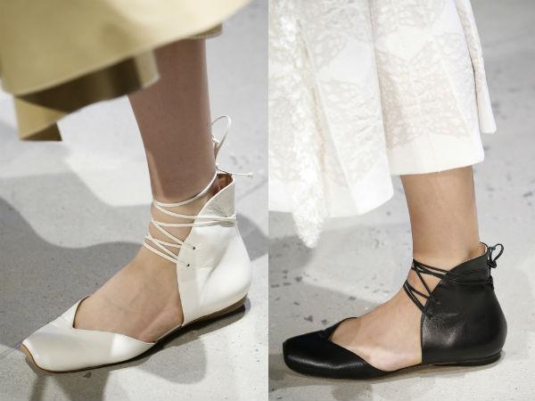 Zapatos de primavera 2016