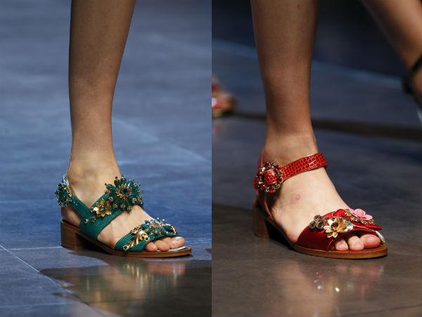 Zapatos de las mujeres del verano 2016