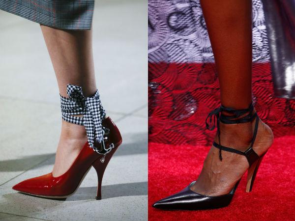 Quais são as tendências sapatos 2016