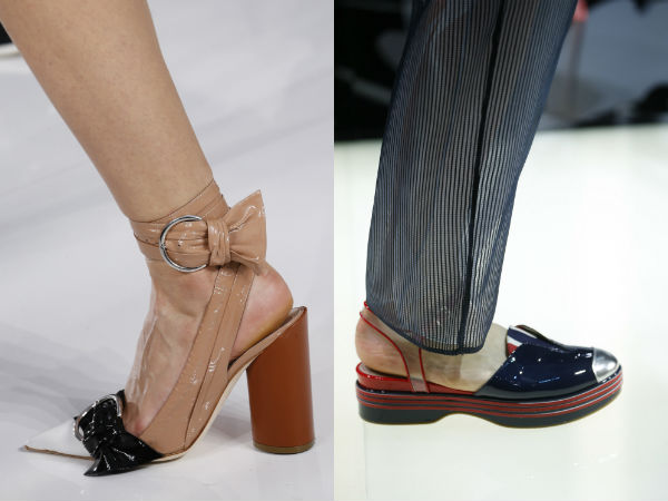sapatos da moda das mulheres 2016