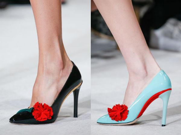 Oscar de la Renta calçados