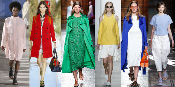 ¿Cuáles son las tendencias de color 2016
