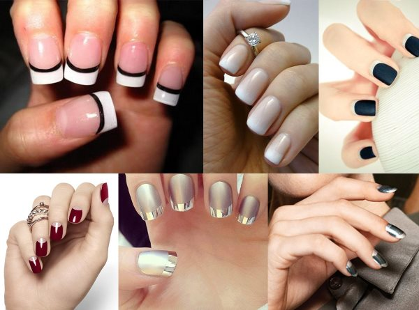 Idéias manicure 2016