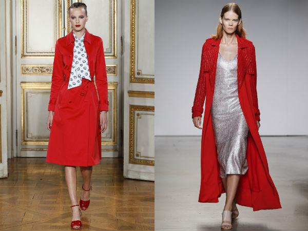 abbigliamento rosso da indossare nel 2016