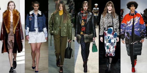 Jaquetas para as mulheres 2017