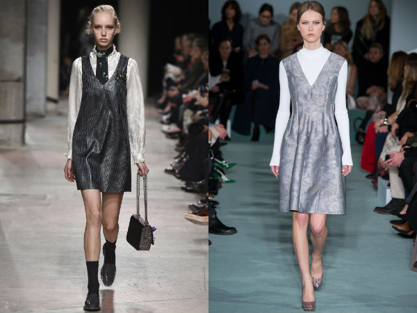 ¿Cuáles son las tendencias en vestidos de 2017