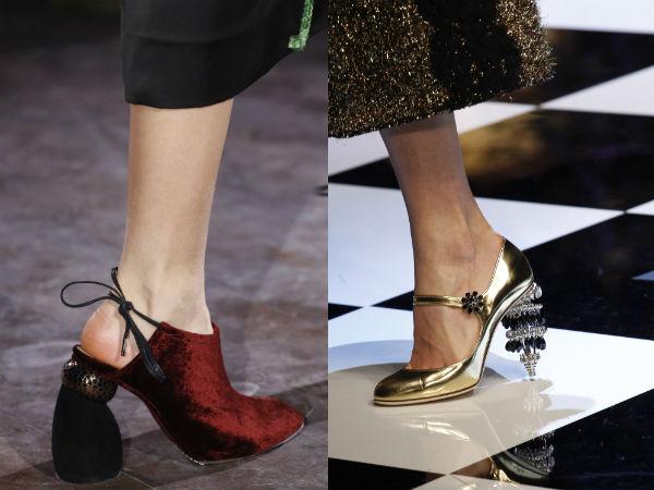 La moda del calzado de tacón 2016 2017