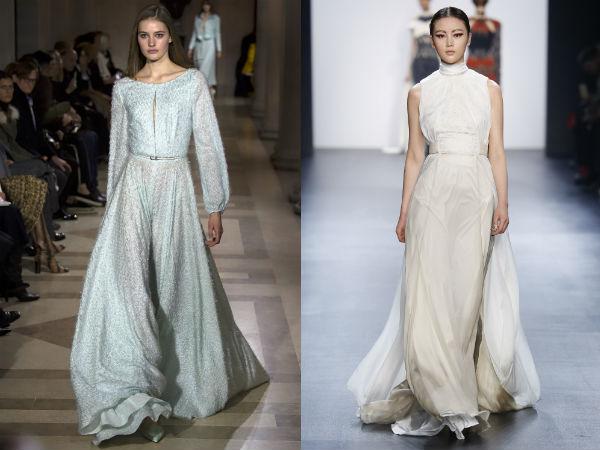 vestidos longos elegantes