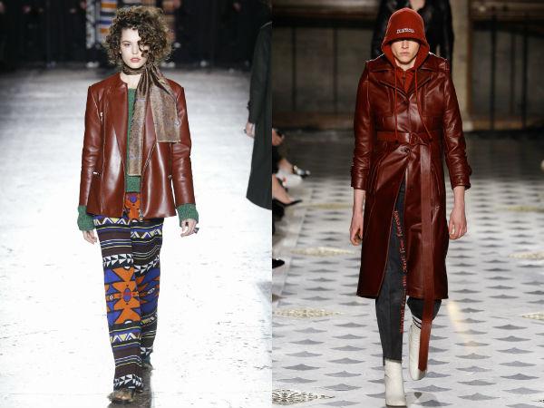 Giacche per le donne in colori moda