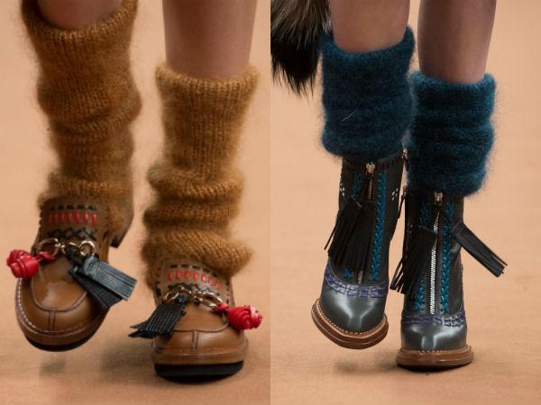Quais são as tendências de calçados de inverno 2017