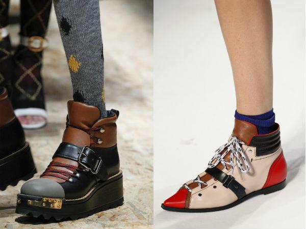 Mulheres calçados sola lisa