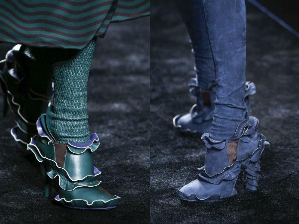 Quais são as tendências de calçados para 2017
