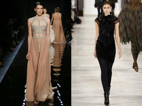 O que vestidos para usar no inverno 2016