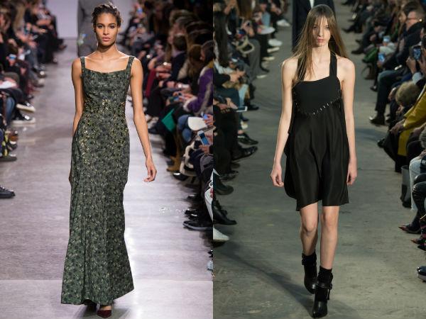 diseños de vestido de la manera