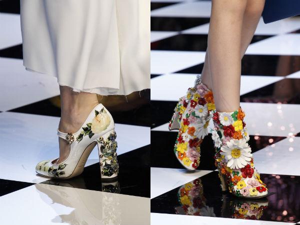 Zapatos Gucci Verano 2017