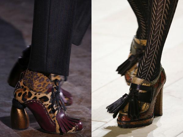 Estos son los nuevos diseños de calzado Estamos encantados con en la temporada de otoño,invierno 2016,2017. Tras conocer las colecciones de moda,
