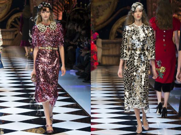 2017 Vestidos Trends
