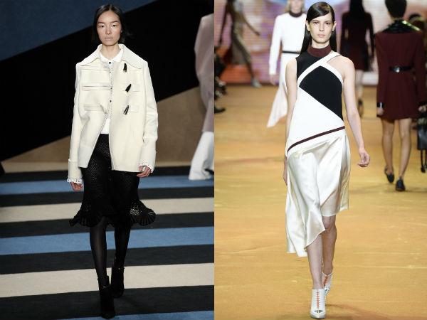 abbigliamento neri bianchi 2016 2017