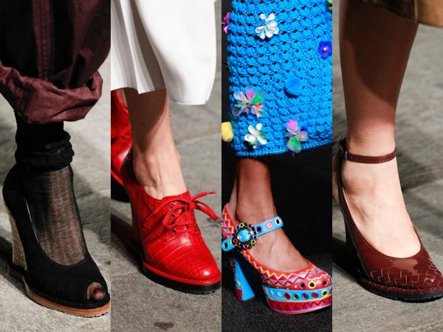 Mulheres 2017 sapatos