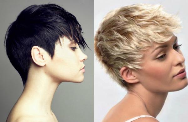 Cortes de cabello para cabello corto