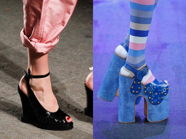 Elegante calzature 2017