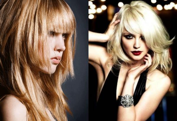 Cortes de pelo en capas para cabello largo