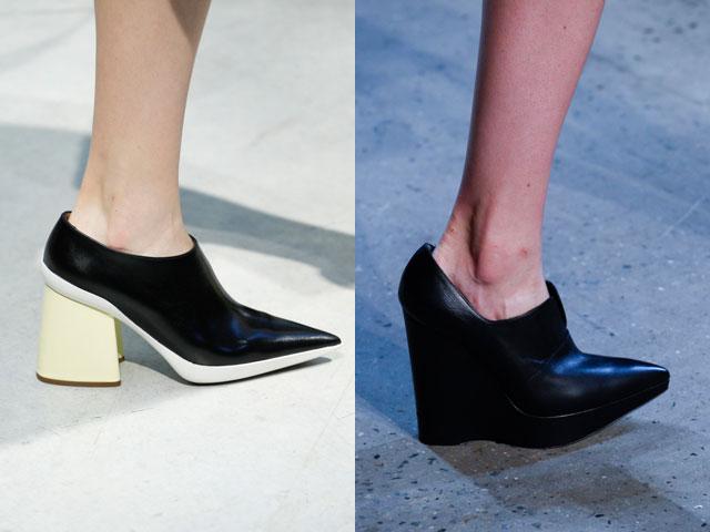 ¿Qué zapatos usar en primavera de 2017