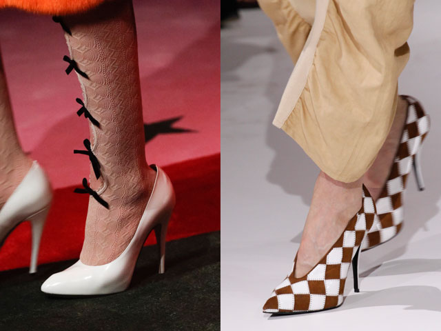 ¿Qué zapatos usar en 2017
