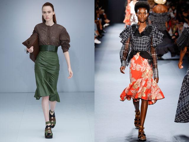 Quais são as tendências da saia em 2017